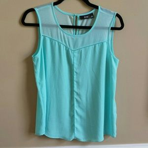 Blue top! Excellent condition! Never worn!
